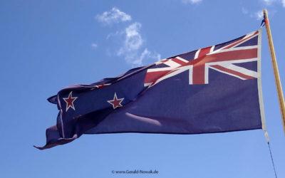 Neuseeland – Land der großen weißen Wolke