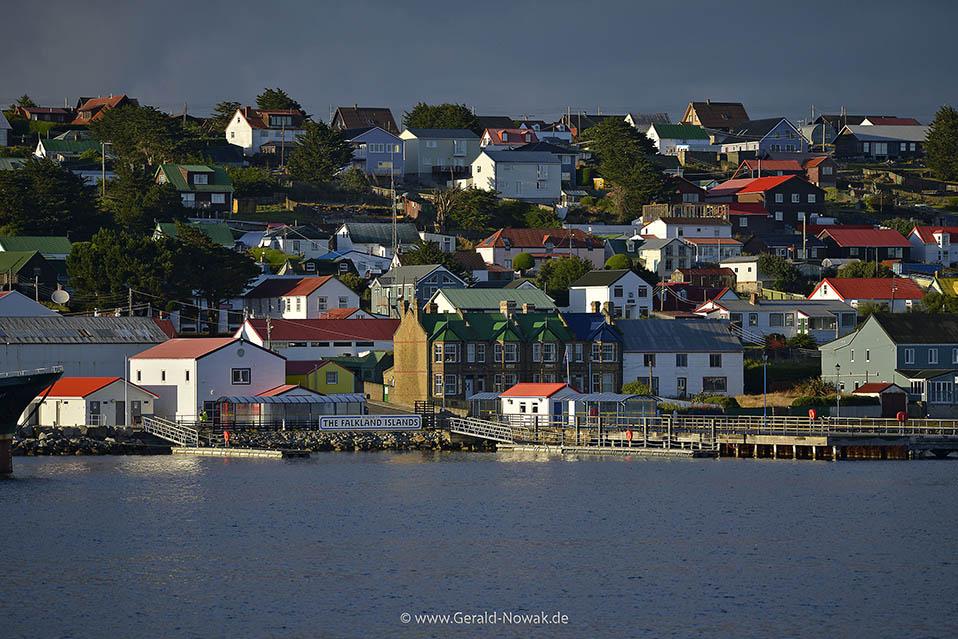 Falklandinseln – rau aber herzlich